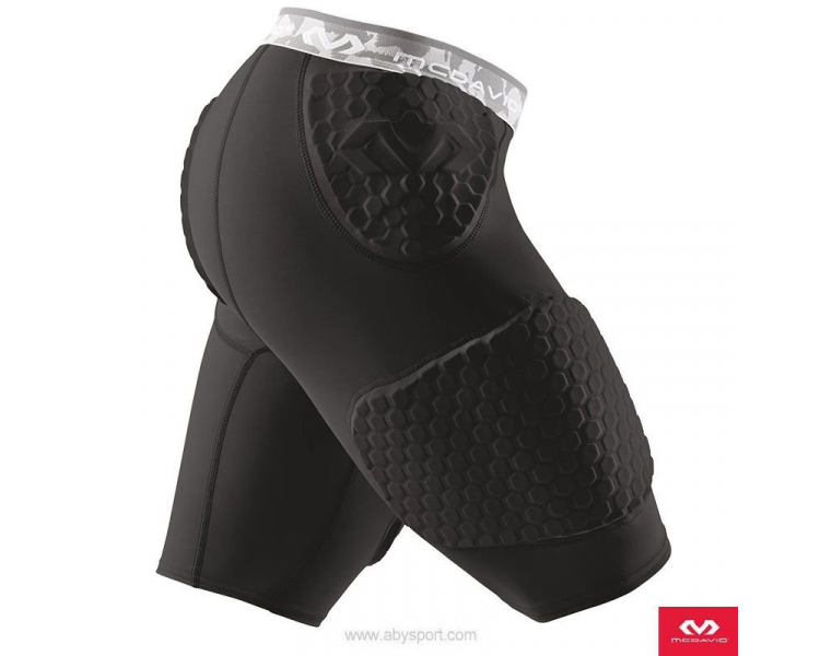Short De Protection Hex Wrap