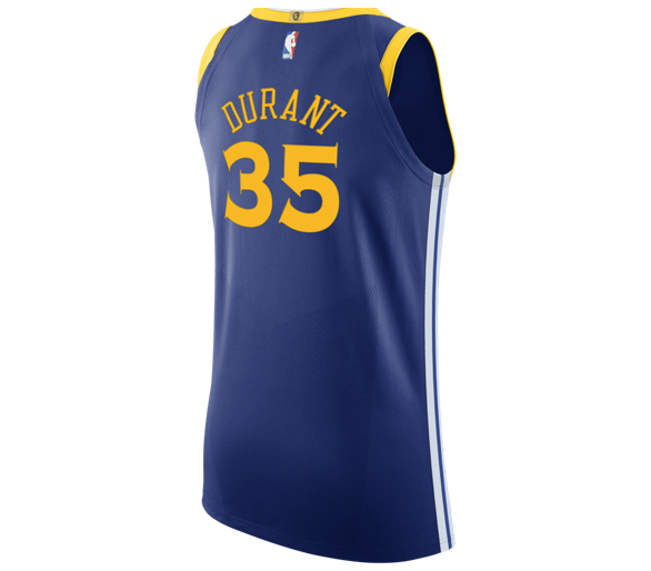 Maillot Authentic Nba Durant Icon Edition Warriors Durant