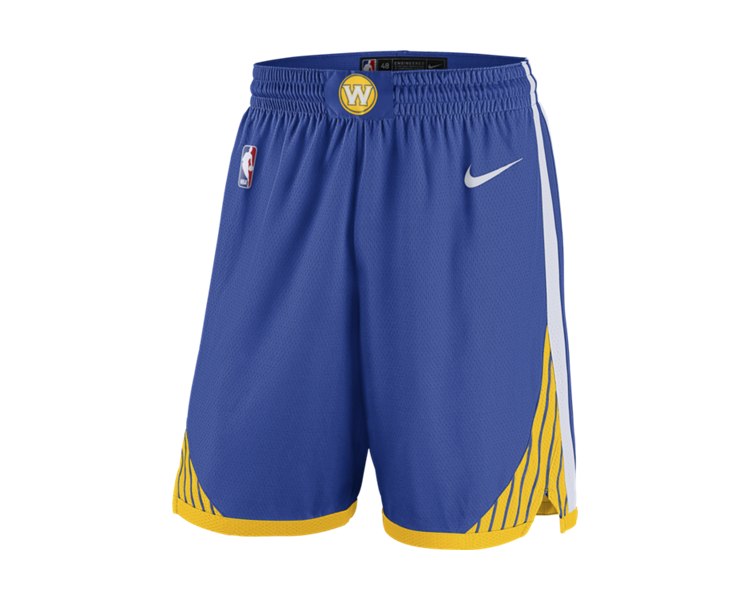 Swingman Short Nba Warriors Icon Edition Gsw Warriors