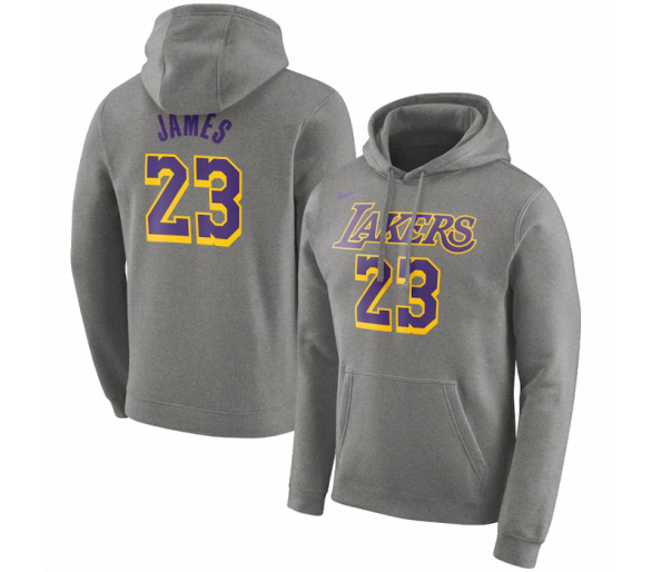 Sweat Nba Enfant Lakers James Nike Lakers Junior
