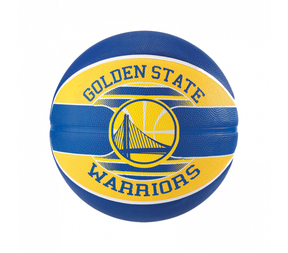 Ballon Nba Team Warriors T.7