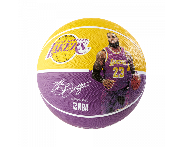 Ballon Nba Player James Los Angeles Lakers