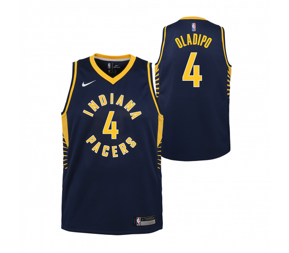 Maillot Nba Enfant Oladipo Swingman Icon Indiana Pacers