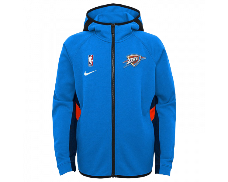 Veste Nba Enfant Thunder Okc Showtime Hoodie
