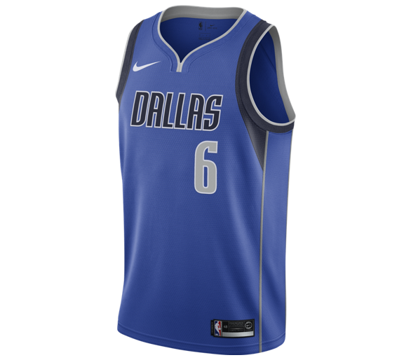 Swingman Nba Mavs Porzingis Icon Edition Dallas Mavericks