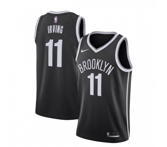 Maillot Nba Enfant Irving Icon Edition Brooklyn Nets