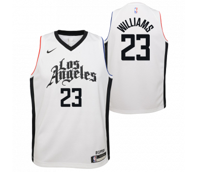 Maillot Nba Enfant Lou William Clippers Swingman City Edition