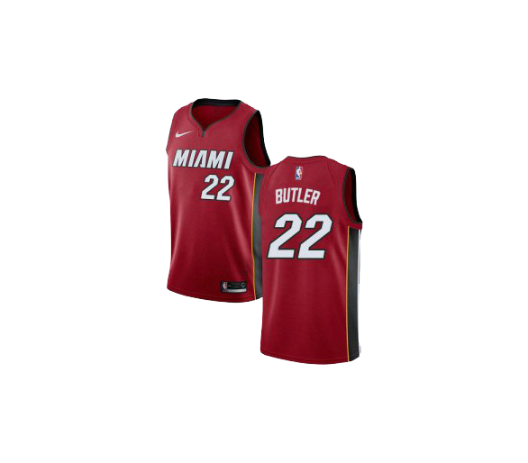 Maillot Nba Enfant Butler Swingman Statement Heat