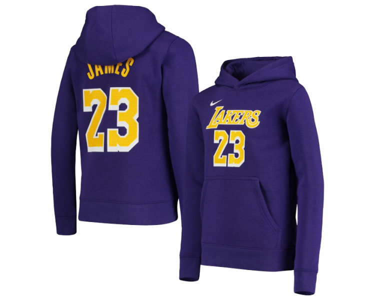 Sweat Nba Enfant Lakers James
