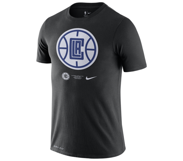 T-shirt Nba Logo Clippers Los Angeles Clippers 2020
