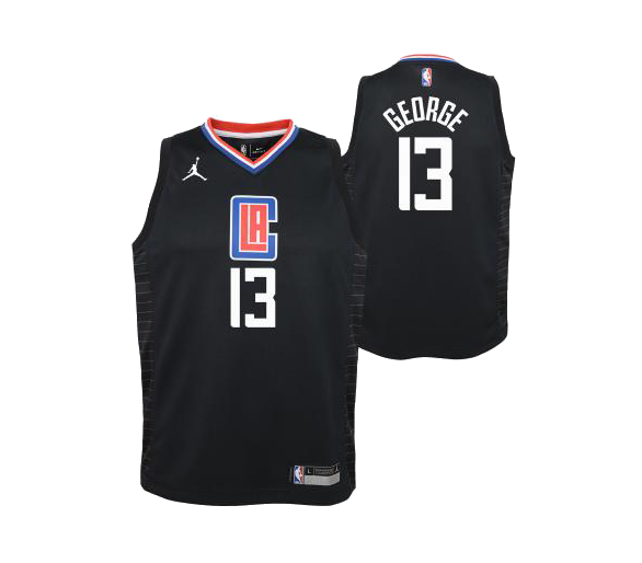 Maillot Nba Enfant Georges Clippers Swingman Statement