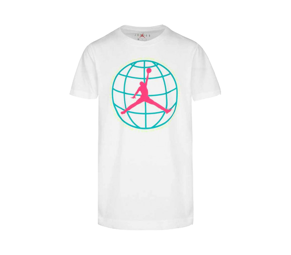 T-shirt Mountain Side Globe