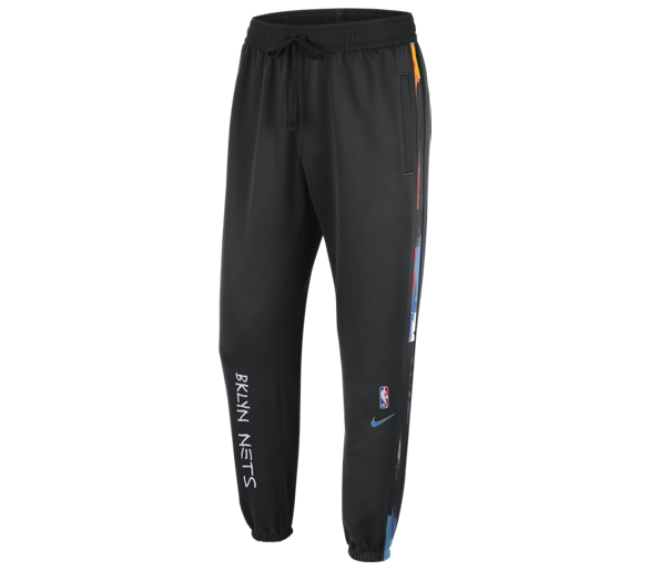 Pant Thmfx Nba Showtime Nets City Edition Brooklyn