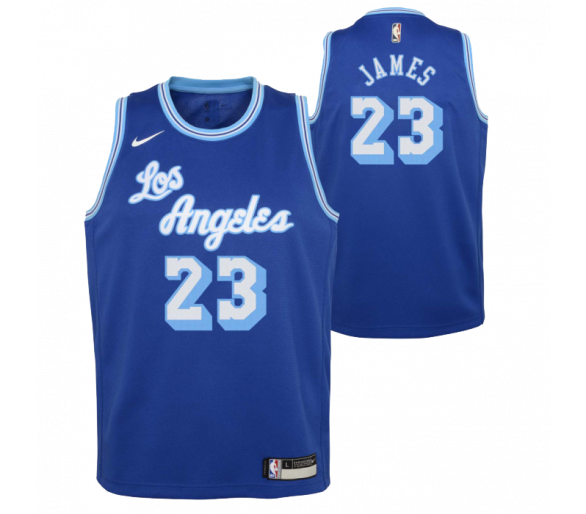 Maillot Nba Enfant James Classic Edition Lakers 2020