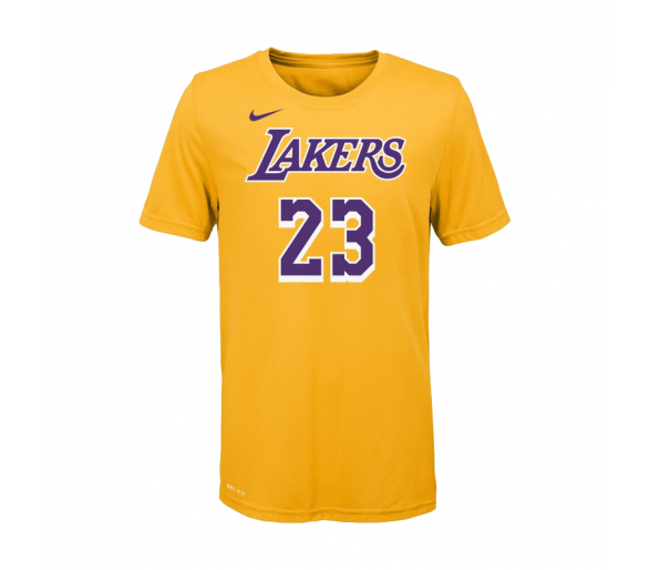 T-shirt Nba James Icon Edition Lakers