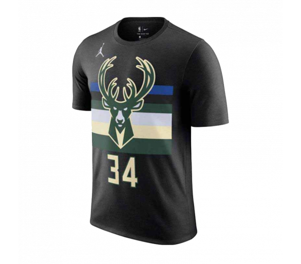 T-shirt Nba Enfant Giannis Statement Edition Bucks