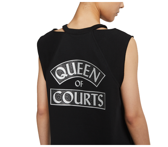 Top Nike Queens Of Court Standard Issue