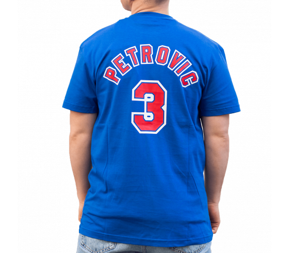 T-shirt Nba Petrovic Nets