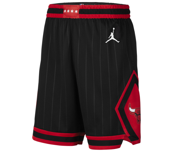 Swingman Short Nba Bulls Statement Edition Chicago