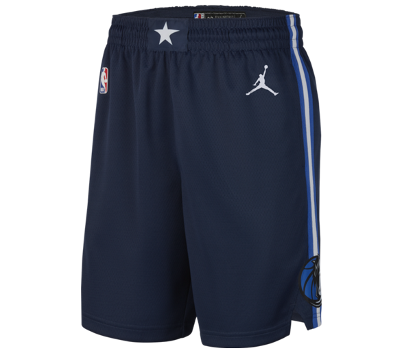 Swingman Short Nba Mavs Statement Edition Dallas