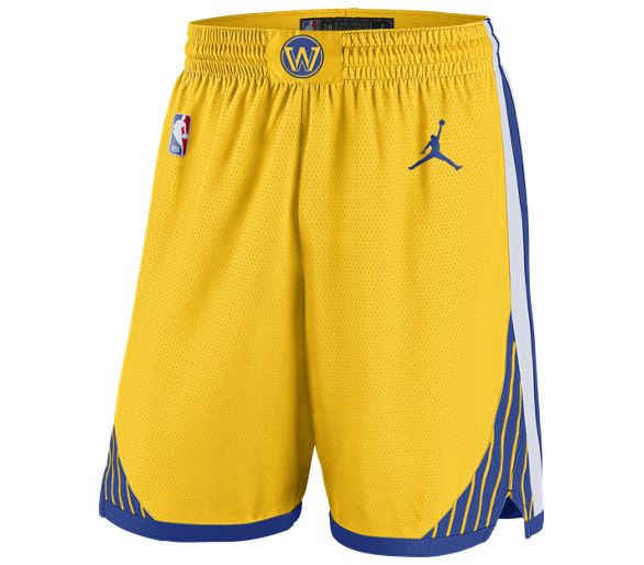 Swingman Short Nba Warriors Statement Edition 2020