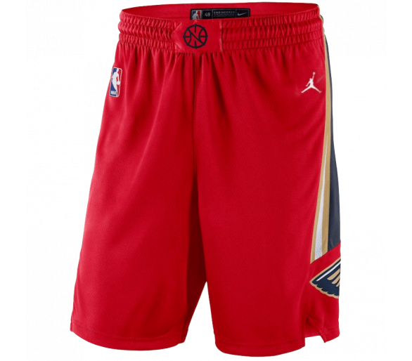 Swingman Short Nba Pelicans Statement Edition
