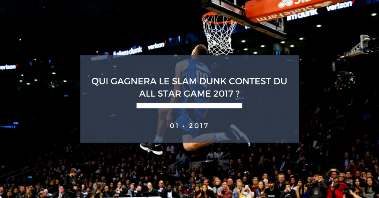 Slam Dunk Contest All Star Game