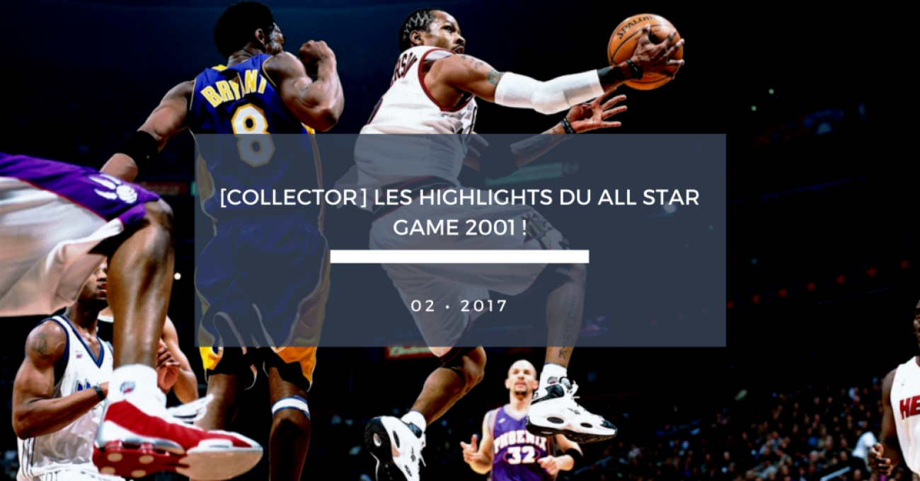Collector All Star Game 2001