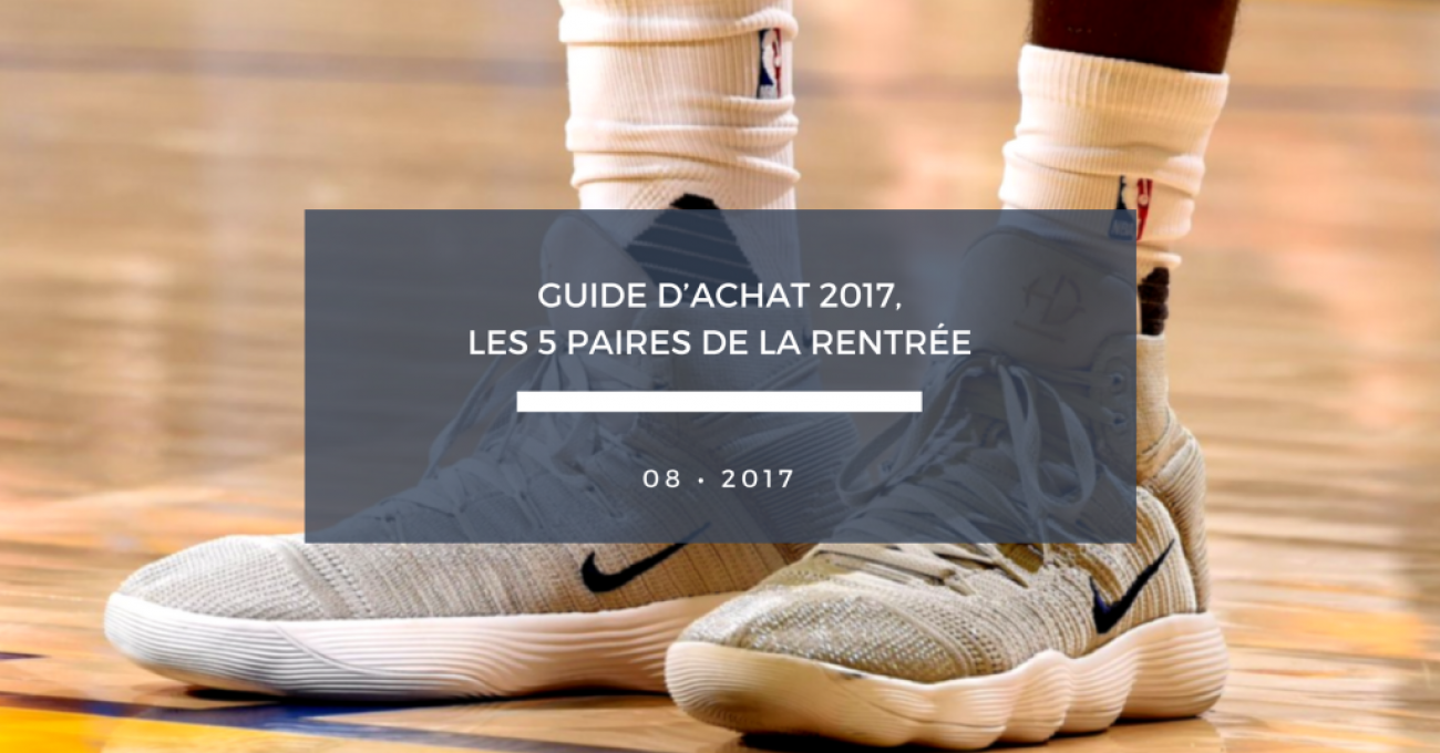 Guide d'achat Basketball