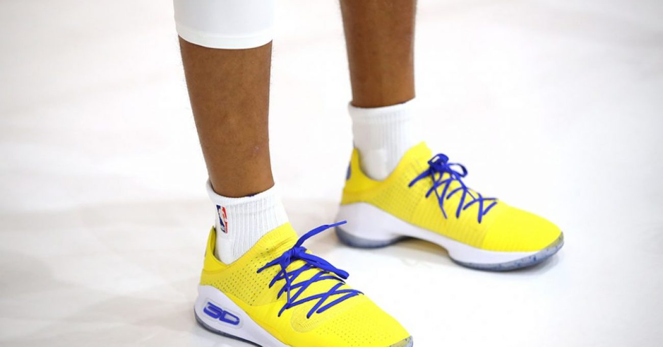 Stephen Curry Under Armour Curry 4
