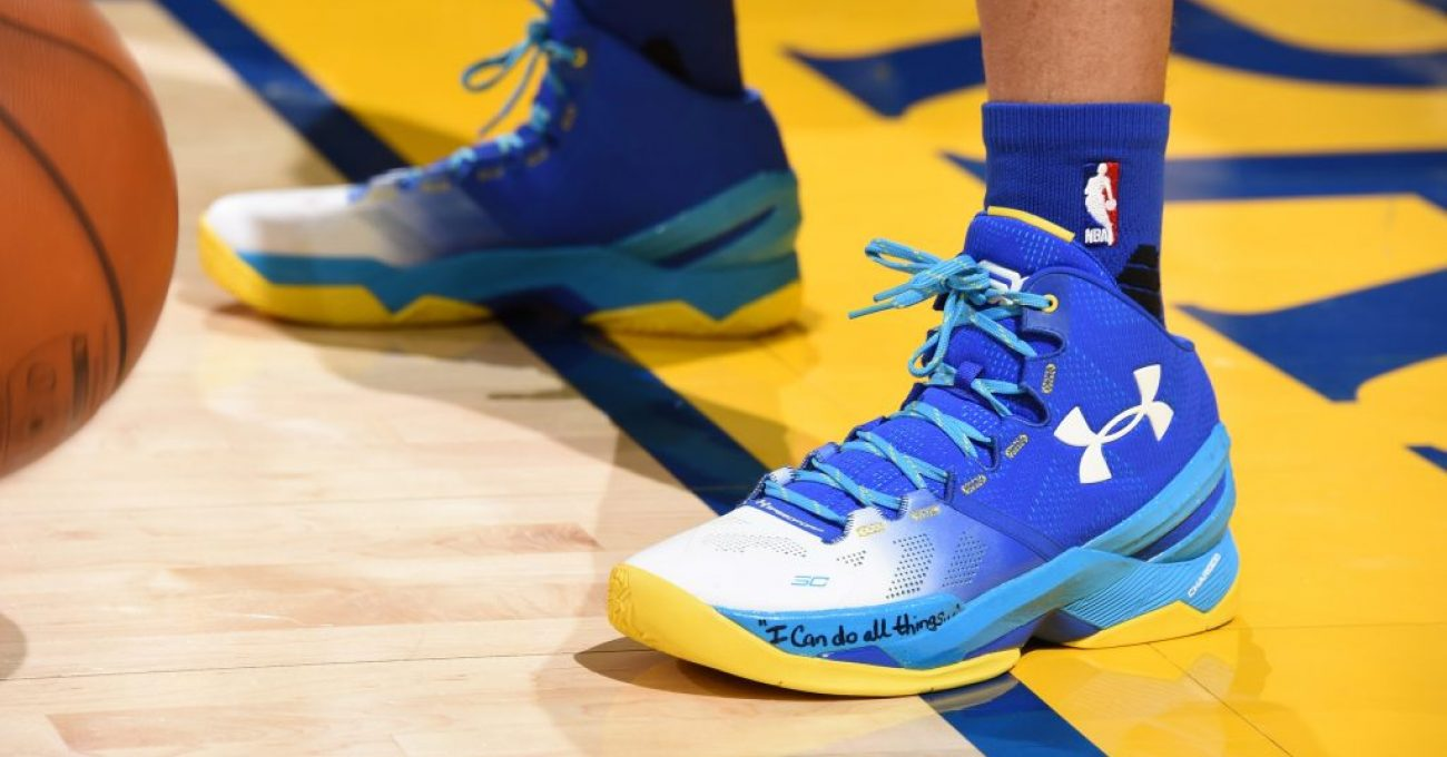 Under Armour Curry I Can Do All Things