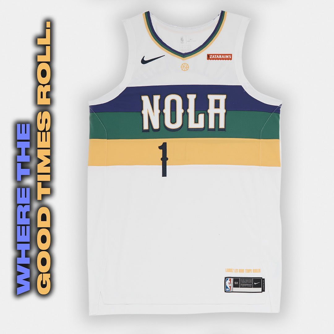 New Orleans Pelicans - City Edition