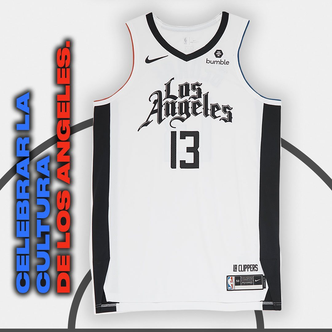 Los Angeles Clippers - City Edition