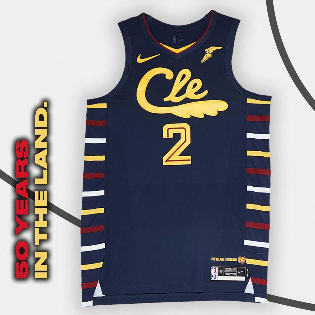 Cleveland Cavaliers - City Edition